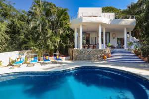 Casa Catrina Vacation Rental in Sayulita Mexico