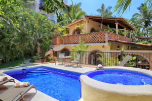 Casa Sierra Vacation Rental in Sayulita Mexico