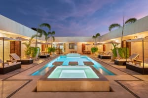 Avela Boutique Hotel Vacation Rental in Sayulita Mexico