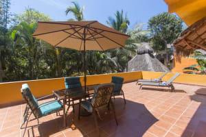 Casta Namaste 2 Bedroom Lower Unit Vacation Rental in Sayulita Mexico