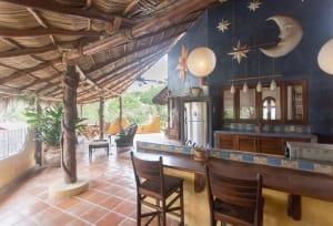 Casa Namaste Penthouse 1 Bedroom Vacation Rental in Sayulita Mexico