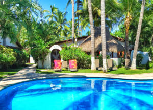 Margaritaville Vacation Rental in Sayulita Mexico