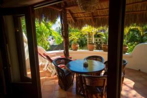 Casita #5 At Casa Higuera Vacation Rental in Sayulita Mexico
