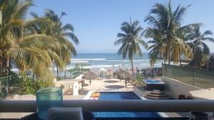 Cayo Loco At El Farito (Condo 201) Vacation Rental in Sayulita Mexico