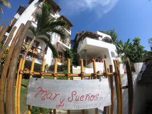 Mar Y Suenos Queen Studio Vacation Rental in Sayulita Mexico