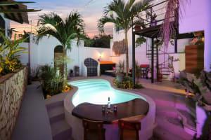 Casa Buena Onda Vacation Rental in Sayulita Mexico
