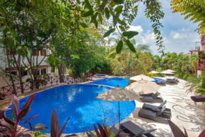 Quetzal Luxury Condos Vacation Rental in Sayulita Mexico