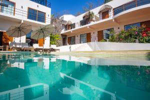The King Studio At Casa De La Ballena Vacation Rental in Sayulita Mexico