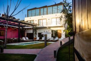 The Queen Studio At Casa De La Ballena Vacation Rental in Sayulita Mexico