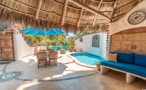 Villa La Luna Vacation Rental in Sayulita Mexico