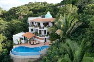 Casa Botas Vacation Rental in Sayulita Mexico