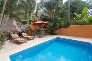 Casa Namaste 2 Bedroom Upstairs Vacation Rental in Sayulita Mexico