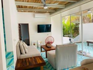 Casita Palmazul Vacation Rental in Sayulita Mexico