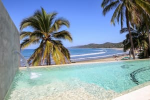 The One At Playa Iguana Vacation Rental in Sayulita Mexico
