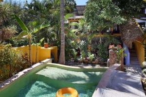 Casa Duende Garden Unit Vacation Rental in Sayulita Mexico