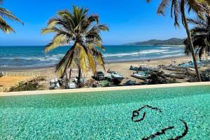 Casa Chloe Vacation Rental in Sayulita Mexico