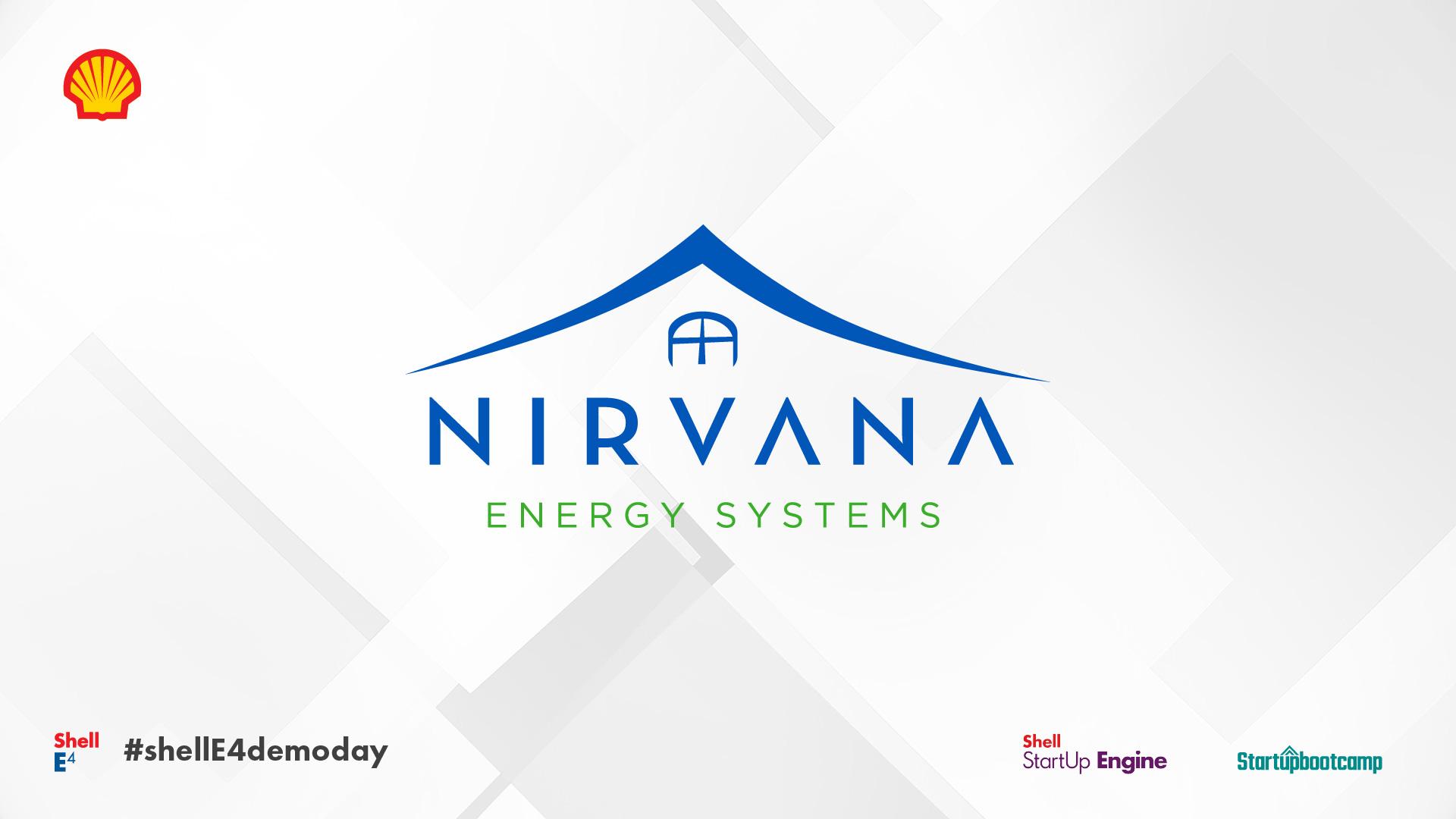 Nirvana Energy Systems Q&A banner