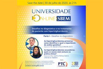 Universidade Online: Hipertrigliceridemia