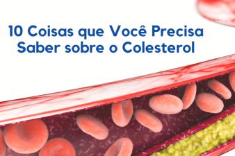 10 Coisas sobre o Colesterol