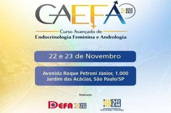 Curso em Endocrinologia Feminina e Andrologia