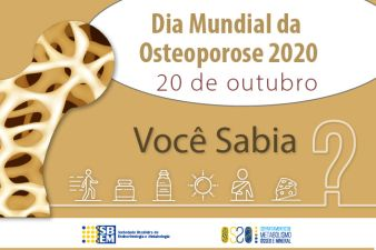 Campanha Digital do Dia Mundial da Osteoporose 2020