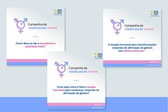 Mensagens II - Campanha Visibilidade Trans