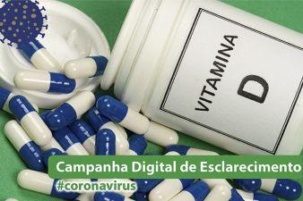 Alerta sobre Vitamina D e Novo Coronavirus