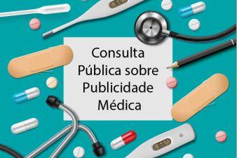 Consulta Pública e Publicidade Médica