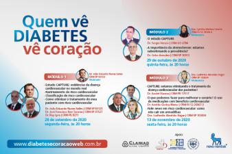 Quem Vê Diabetes Vê Coração