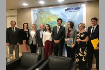 SBEM Participa de Reunião com Ministro da Saúde