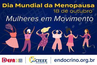Dia Mundial da Menopausa 2019 - Dicas
