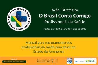 Brasil Conta Comigo - Ministério da Saúde