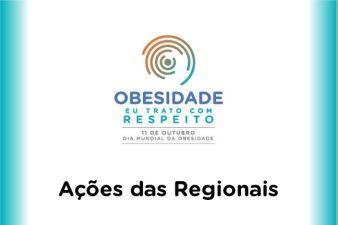 Dia Mundial da Obesidade 2019: Ações das Regionais