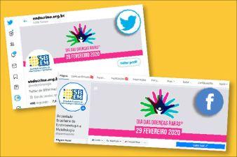 Campanhas Públicas da SBEM nas Redes Sociais