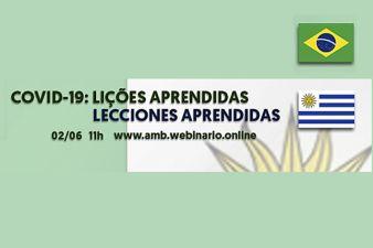 Covid-19: Lições Aprendidas Brasil-Uruguai