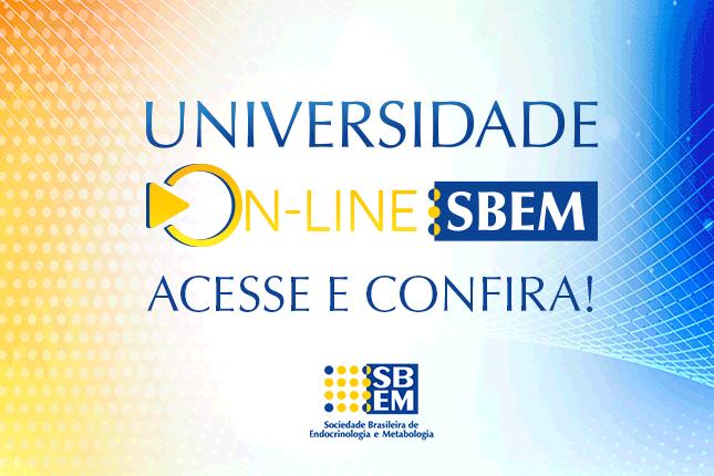 universidade online SBEM 2020