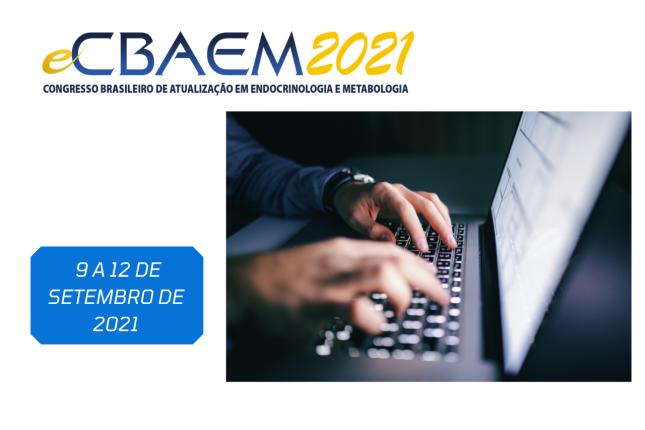 eCBAEM 2021 Online em Setembro