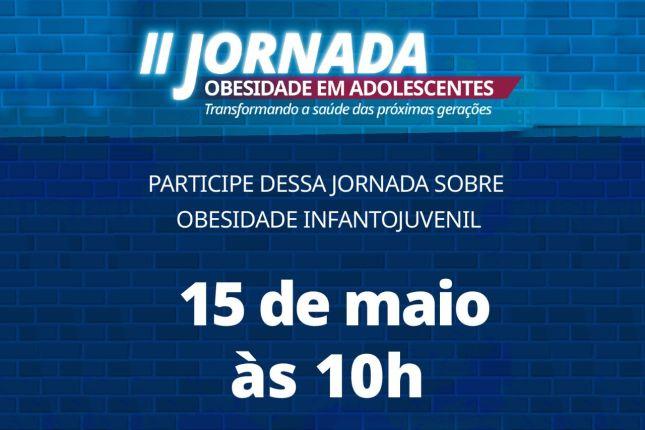 II Jornada Obesidade em Adolescentes