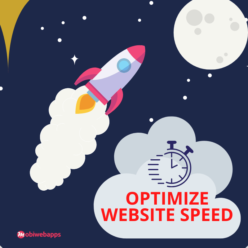 wordpress speed optimization depiction