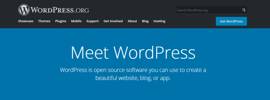 photo depicting wordpress is open source which is one of the benefits of wordpress.