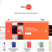 Ample Reads is a new web app geared for those who prefer reading books online via any device. It is also excellent for writers who desire to promote their own books across marketplaces and literary communities.