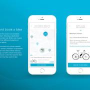 Bikesharing iOS app - UX/UI: user flows   wireframing   visual design   prototyping   packaging design   Sketch   Invisionapp   Photoshop
