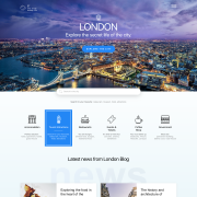 City Branding website