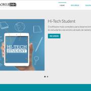 Backend (backoffice + API) development (http://hitech-student.mobileinn.com.br/)