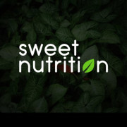 Logo Designed by me for Sweet Nutrition (at my former organization).   The leaf and color green represent Nutrition.