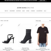 Adrianaonline.com is a luxury fashion eCommerce. I'm responsible for the Magento 2 backend development and the AWS based infrastructure.