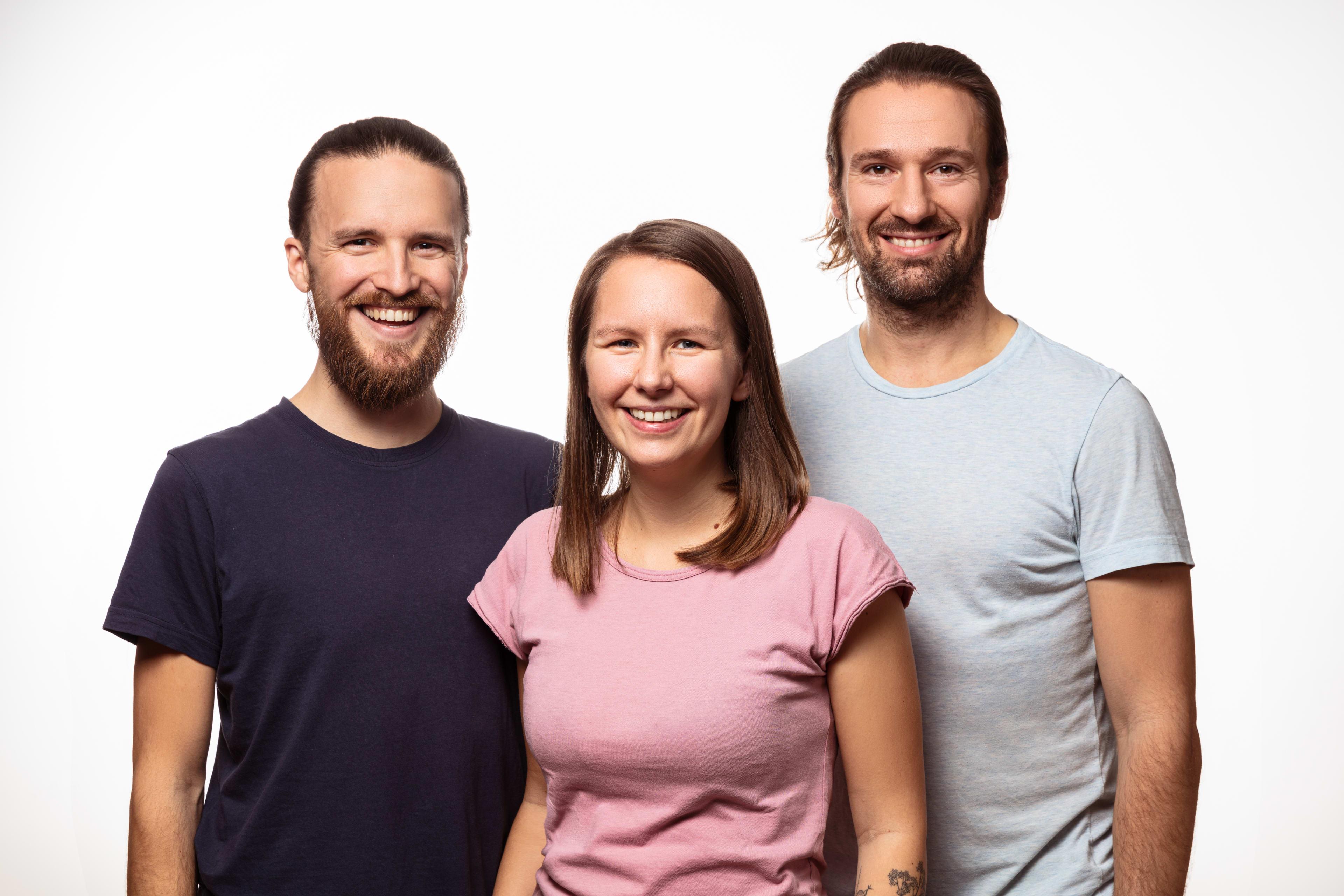 scale Team: Felix, Lara, Dominik