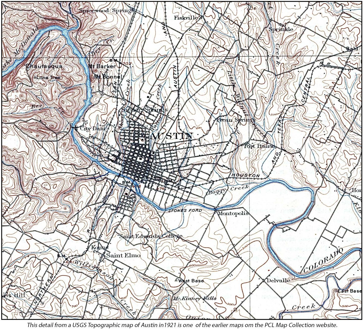 Austin, 1921