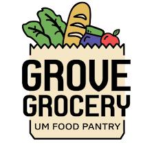 Grove Grocery UM Food Pantry Logo