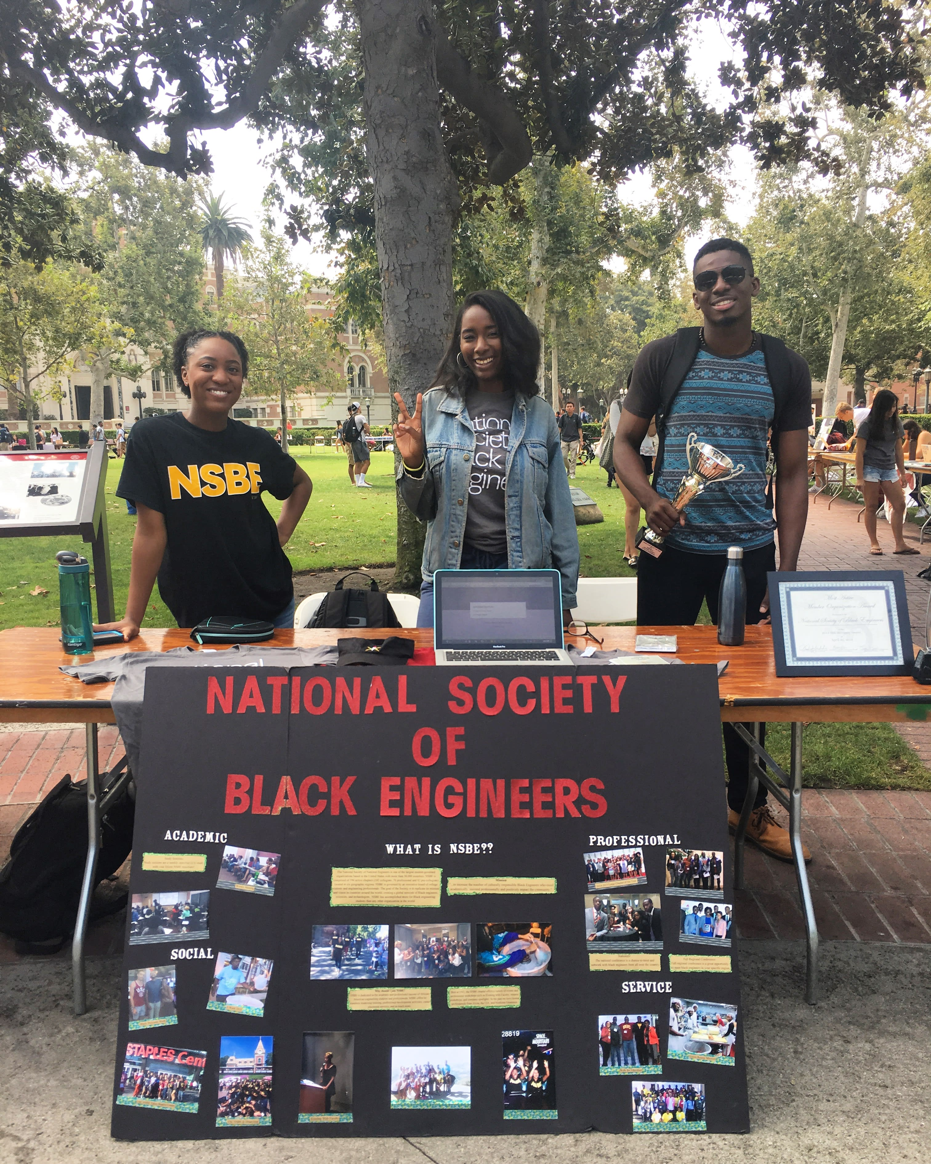 USC   USC NSBE – The Road to the 45th Annual NSBE National
